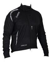 Zimco Pro Bike Jacket Cycling High Viz Jacket Winter Soft Shell Wind Jacket 1155