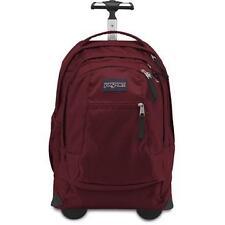 JanSport Driver 8  Wheeled  Backpack  Viking Red