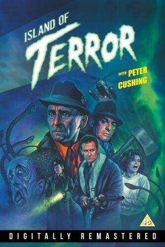 Island Of Terror 1966 DVD