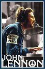 JOHN LENNON ~ PEOPLE FOR PEACE ARMBAND 24x36 MUSIC POSTER Piano Beatles