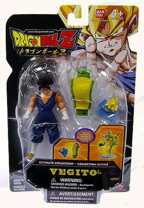 Dragon Ball Z Ultimate Collection Collection Collection Vegito 4-Inch PVC Figure 69cc6c