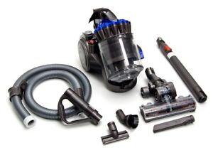 dyson dc23 turbinehead canister vacuum cleaner root cyclone hepa rh ebay com dyson dc23 animal troubleshooting dyson dc23 animal canister vacuum manual
