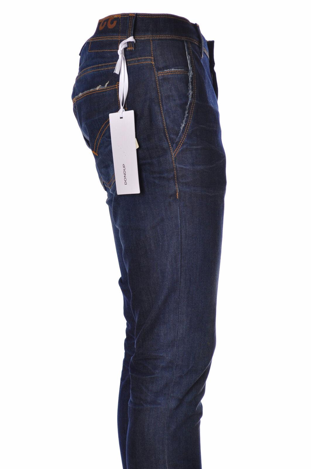 Dondup - Jeans-Pants-slim fit - Man - Denim - 2481531A191414