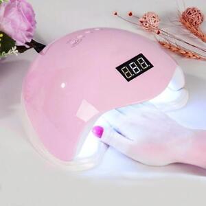 SUN5-48W-LED-Curing-UV-Nail-Dryer-Lamp-Light-Nail-Art-Gel-Polish-Manicure-Pink