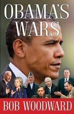 Obama's Wars by Bob Woodward (2010, Hardcover)