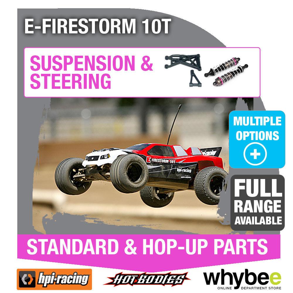 HPI E-Firestorm 10t [Sterzo & Sospensione] Genuine HPI RACING R/C Parts