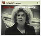 Meaning of Freedom 0877746001420 by Angela Davis CD