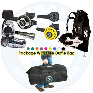 Scubapro-Hydros-S600-Complete-Scuba-Package-Free-Shipping