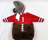 Koala Kids Baby Boy Football Player Costume Size 6-9m - 2 Piece Halloween