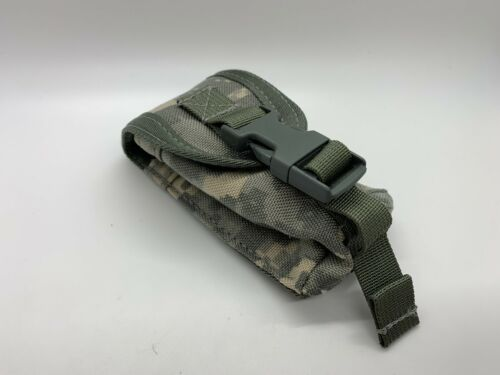 Tactical Tailor FIGHT LIGHT MOLLE Compass//Strobe Pouch w Malice Clip Made In USA