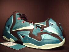 f8d8d876b966a2 item 4 Nike LEBRON XI 11 SOUTH BEACH TURQUOISE GREEN MINT BLACK PINK GREY  616175-330 14 -Nike LEBRON XI 11 SOUTH BEACH TURQUOISE GREEN MINT BLACK  PINK GREY ...