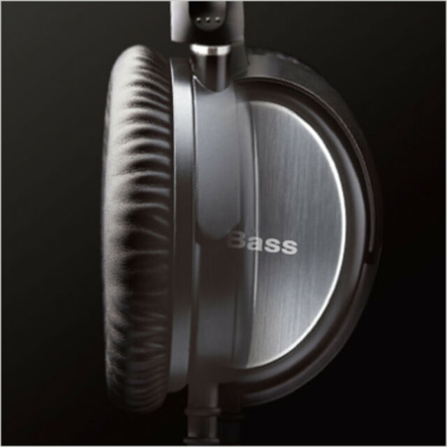 Phil Jones Bass H850 High-Performance Stereo Bass Headphones