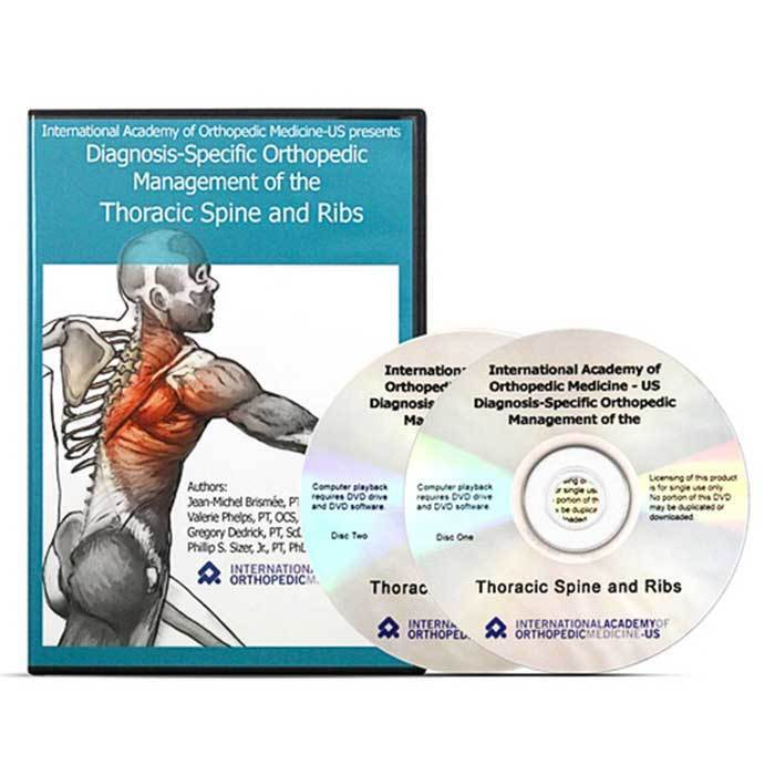 Optp iaom diagnosis-specific Ortopédica de gestión de la torácica Lomo & Costillas