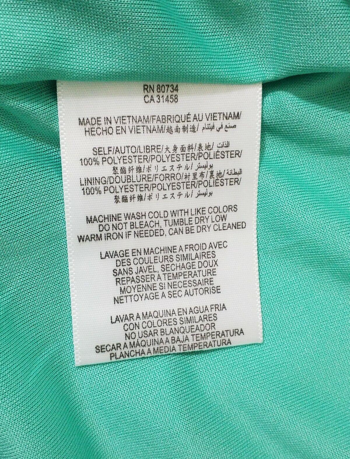 """Max & Cleo  para mujer Talle Extra Extra Pequeño Pequeño Pequeño  """"Anne"""" verde marea Fiesta Noche Vestido Nuevo con Etiquetas  128.00 e0628f"""