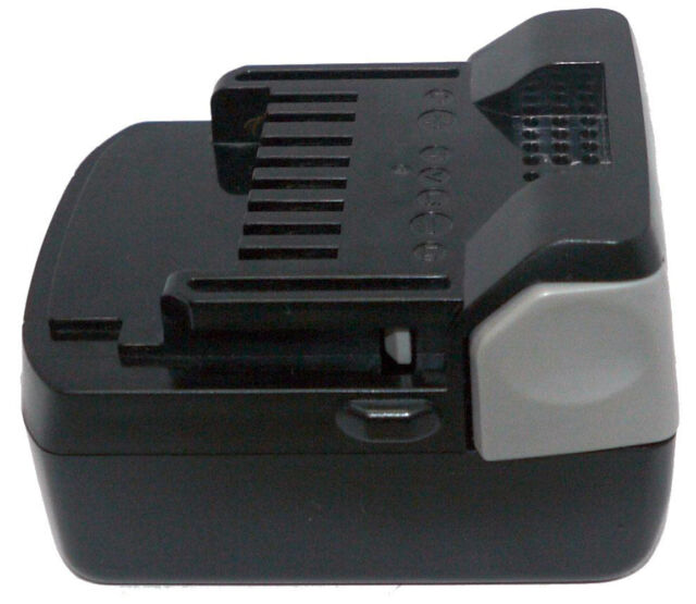 powersmart 18v 2000mah Batería para Hitachi DS 18dsal, FCG 18dal, bsl1815x