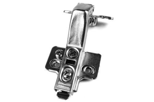 Full Overlay Soft Close 10 Frameless Concealed Cabinet Door Hinge 45 Degree