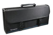 Messermeister 17 Pocket Knife Storage Case / Bag / Luggage - Black