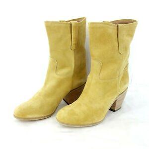 Enrico Antinori Damen Schuhe Stiefel Stiefeletten Boots Leder Gr 38,5 Np 299 Neu