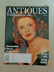 Antiques-and-Collecting-Magazine-2010-Movie-Mags-Maps-Bottle-Caps-Butter-Churns
