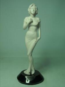 Franklin-Mint-MARILYN-MONROE-Reflection-Figurine-Fine-Porcelain-Ltd-Ed-2110-9500