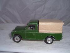 SPOT ON TRIANG LAND ROVER WITH CANOPY GENUINE ORIGINAL USED CONDITION VINTAGE !