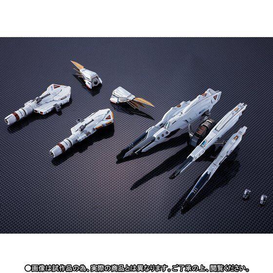 BANDAI METAL BUILD MSV OpPTION SET for GUNDAM F-91 TAMASHIWEB EXCLUSIVE NEW