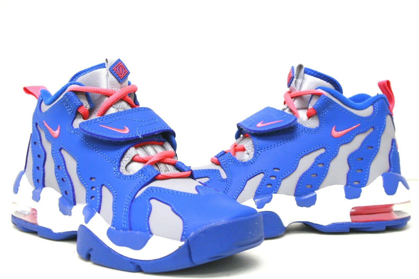 Nike Youth Zapatos Air DT Max '96 Youth (GS) Deion Sanders 616502-400 Youth '96 Tamaño 4 ~ 7 03c7c3