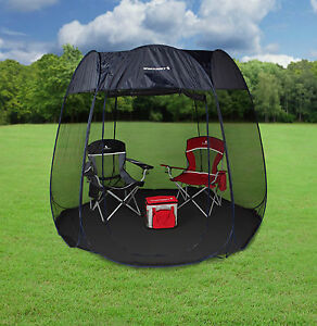 New Sportcraft 9 Pop Up Outdoor Mesh Screen Room Camping