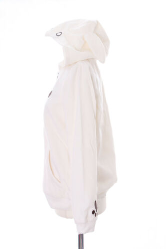 Fleece Pastel Ts Hood Dogs Jacket Goth Ears 114 Lolita 1 Paws White Little wFZ4x