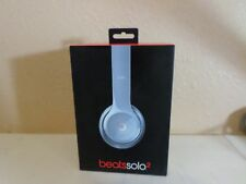 New Original Beats by Dr. Dre Solo 2 Headband Wired Headphones - Gray