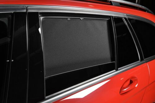 SEAT LEON 5 DOOR 2012/> CAR SHADES UK TAILORED UV SIDE WINDOW SUN BLINDS