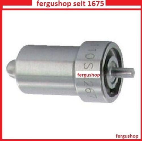 Einspritzdüse Eicher 3153 Massey Ferguson MF133 MF35 MF65 Ford DEXTA SUPER