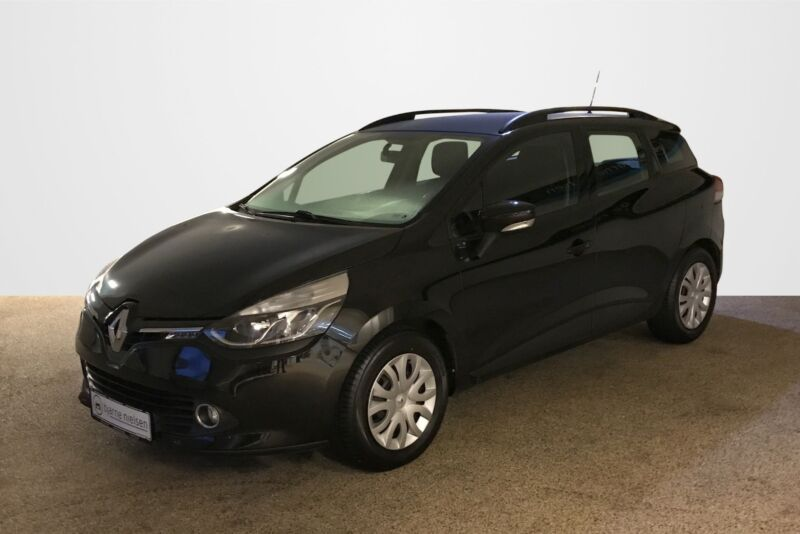 Renault Clio IV 0,9 TCe 90 Limited ST
