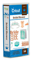 Cricut Events Bridal Shower Cartridge Craft Supplies