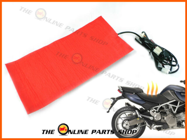 Electric 12v Carbon Fiber Seat Heater Motorcycle Motorbike Scooter Quad Bike ATV
