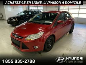 2012 Ford Focus SE + GARANTIE + A/C + CRUISE + GROUPE EL