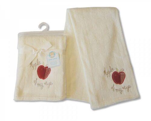 Baby Wrap Soft Blanket Cream Apple Little Elephant 75 100 cm Newborn NB 01 84