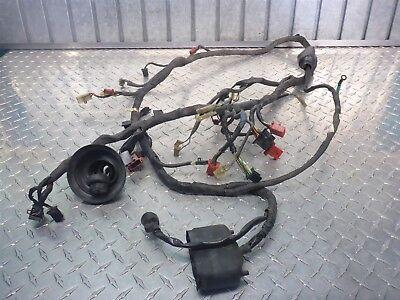 88 Honda Hurricane CBR1000F CBR 1000 Main Wiring Harness Loom Plugs  Connectors | eBayeBay