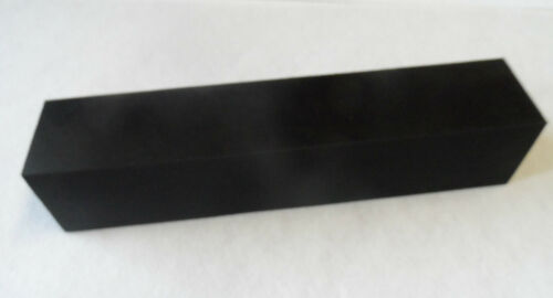 SOLID RUBBER BLOCK SIZE  40MM X 50MM X 250MM FREE POSTAGE OZ MADE
