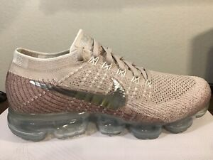 online store be619 a20b2 Details about NIKE AIR VAPORMAX FLYKNIT String/ Chrome- Sunset Glow 849557  202 Womens Size 10