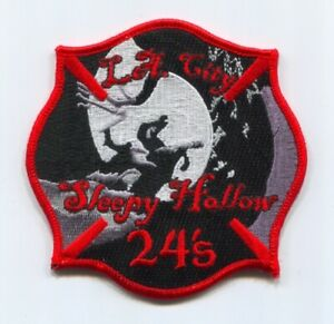 Los-Angeles-City-Fire-Department-Station-24-Patch-California-CA
