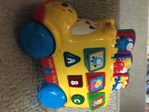 Fisher Price Toys | Musical Popup Bus Toy Review - YouTube  |Fisher Price Bus Nursery Rhymes