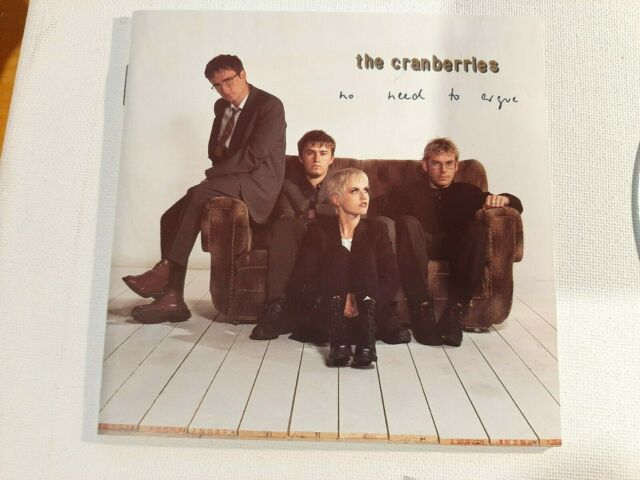 No Need to Argue by The Cranberries (CD, Oct-1994, Island (Label))