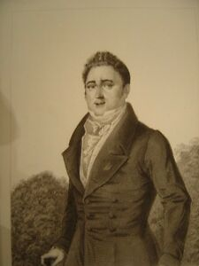 Jacques-Laffitte-Engraving-on-Steel-11e-Chief-of-Government-1830-in-1831