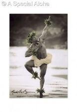 Hawaiian HULA KANE Male Dancer MAGNET Hawaii New - CALM Photo By Randy Jay Braun