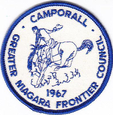 NY S-5 CSP  BSA Greater Niagara Frontier Council