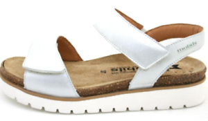 e0a46081bd Image is loading Mephisto-Mobils-Thelma-White-Ankle-Stap-Comfort-Sandal-
