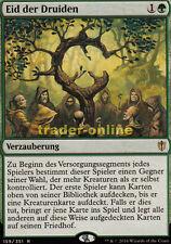 Eid der Druiden (Oath of Druids) Commander 2016 Magic
