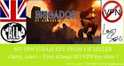 Brigador: Up-Armored Edition Steam key NO VPN Region Free UK Seller