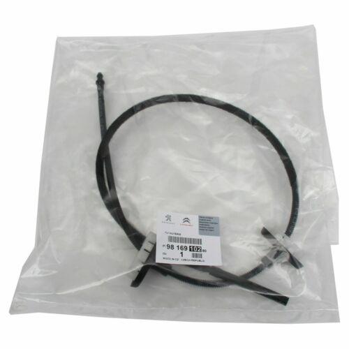 Câble Pour Moteur d/'Essuie Glace arrière ORIGINAL Peugeot 208 9816910280